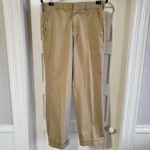 BROOKS BROTHERS men's khakis chinos